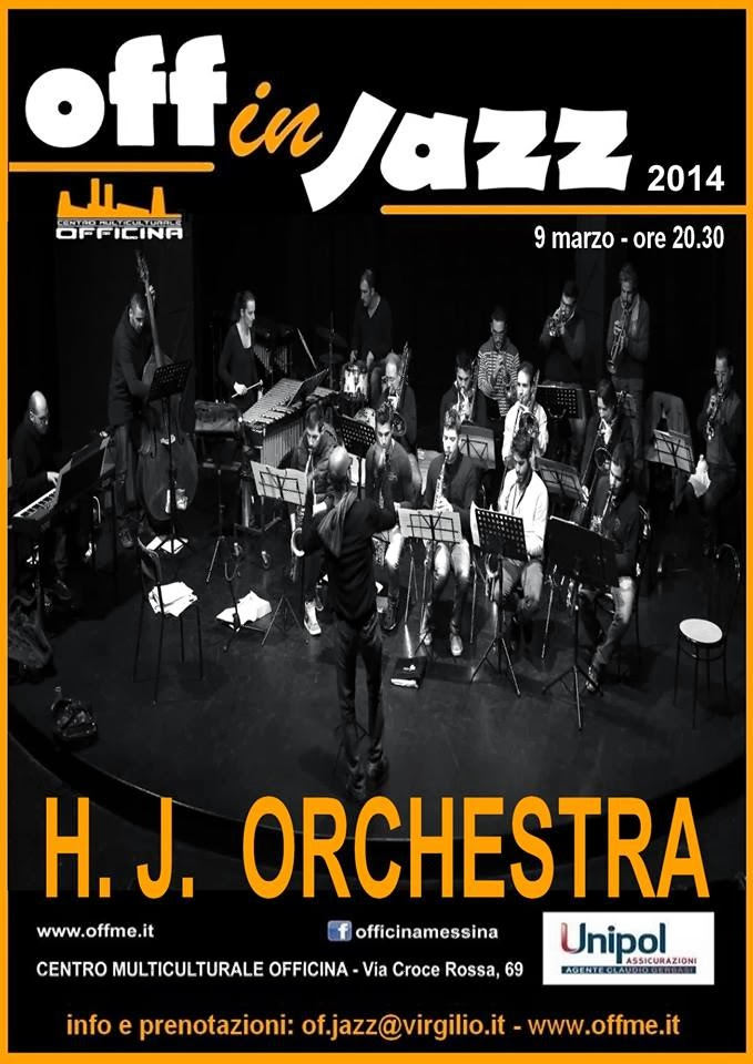 """H.J.ORCHESTRA"" IN CONCERTO A MESSINA"