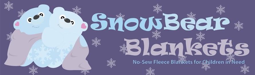 SnowBear Blankets