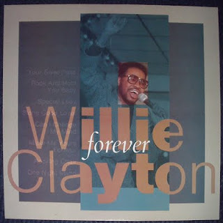 WILLIE CLAYTON - FOREVER (1988)