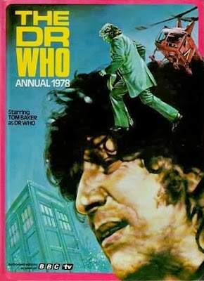 Dr Who Annual 1978, Tom Baker