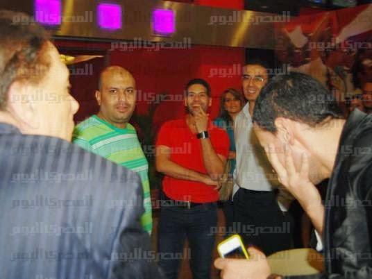 عادل إمام يصفع رامز جلال في وجهه