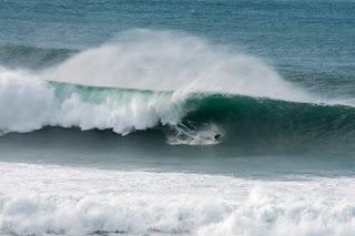 Cribbar Newquay 10ft waves