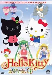 ver pelicula Hello Kitty 3: La ciudad misteriosa (2010) español online latino gratis