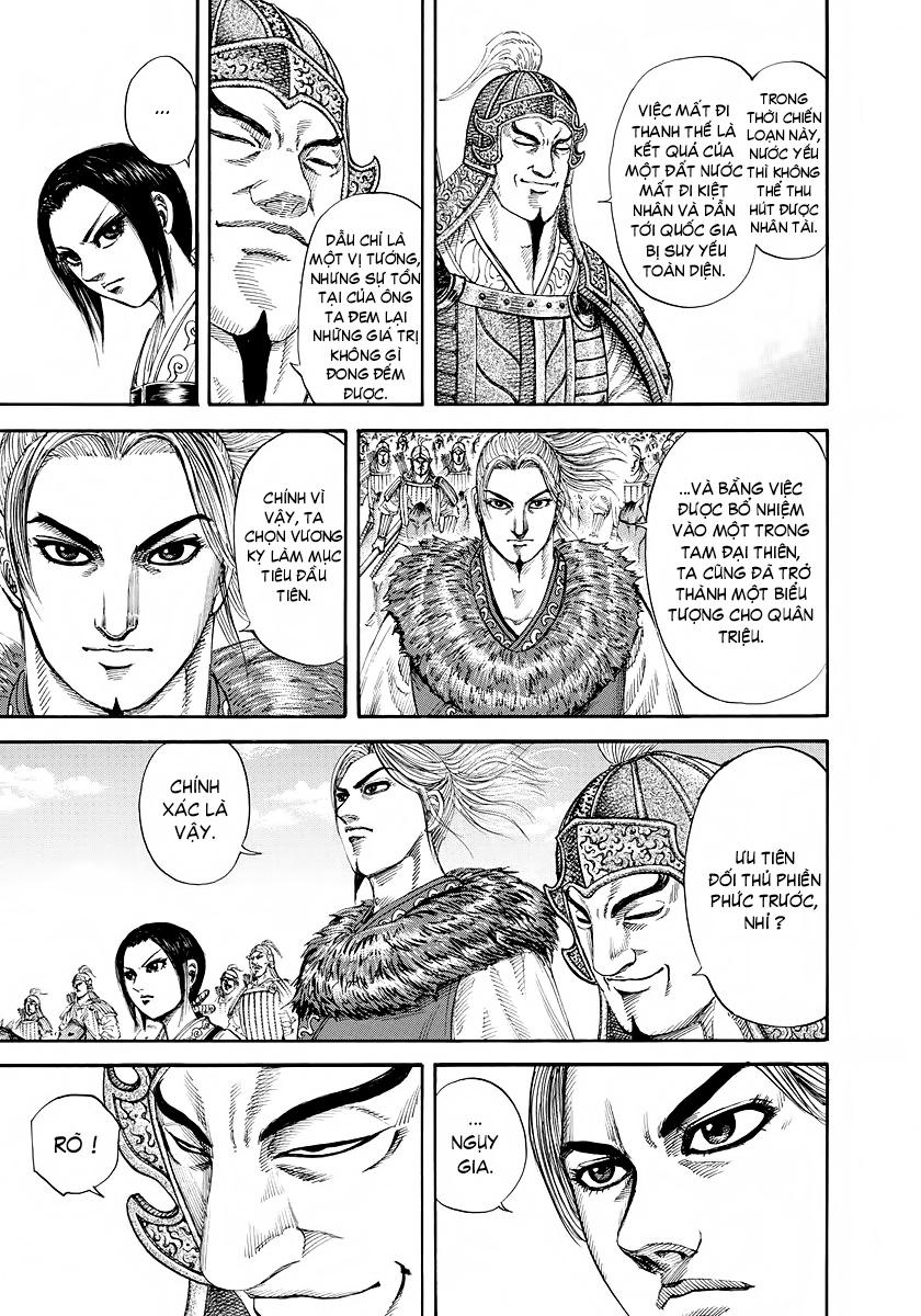 Kingdom – Vương Giả Thiên Hạ (Tổng Hợp) chap 167 page 12 - IZTruyenTranh.com