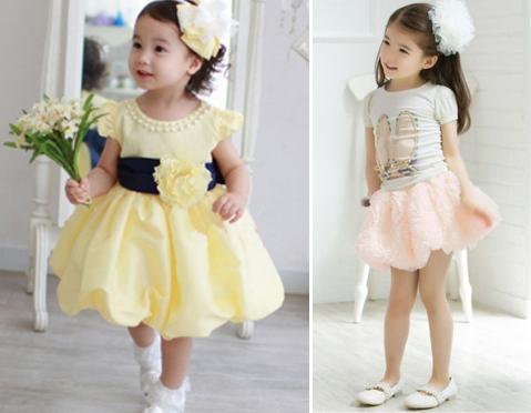 baju import anak korea
