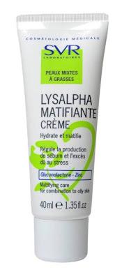 crema matificante lysalpha