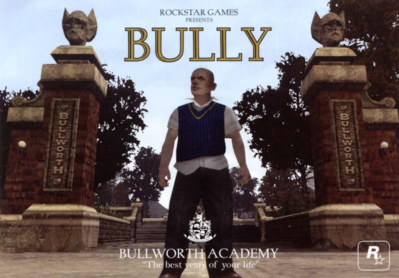 Detonado BULLY Bully-title