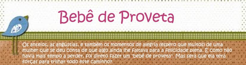 Bebê de Proveta