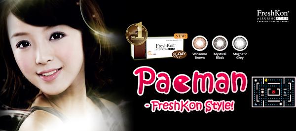 FreshKon 'Pacman Style' Contest