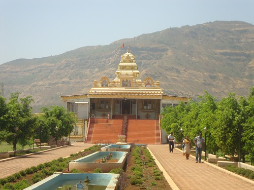 Tourist Places Resorts One Day Picnic Places To Visit Near Pune Mumbai Hadshi Temple