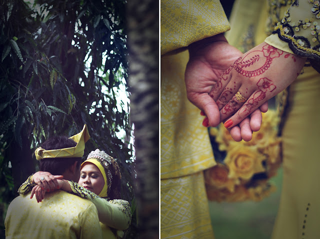 ridzuan & maria outdoor photoshoot 3