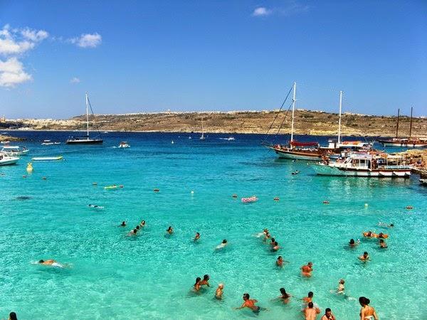 Malta Błękitna Laguna