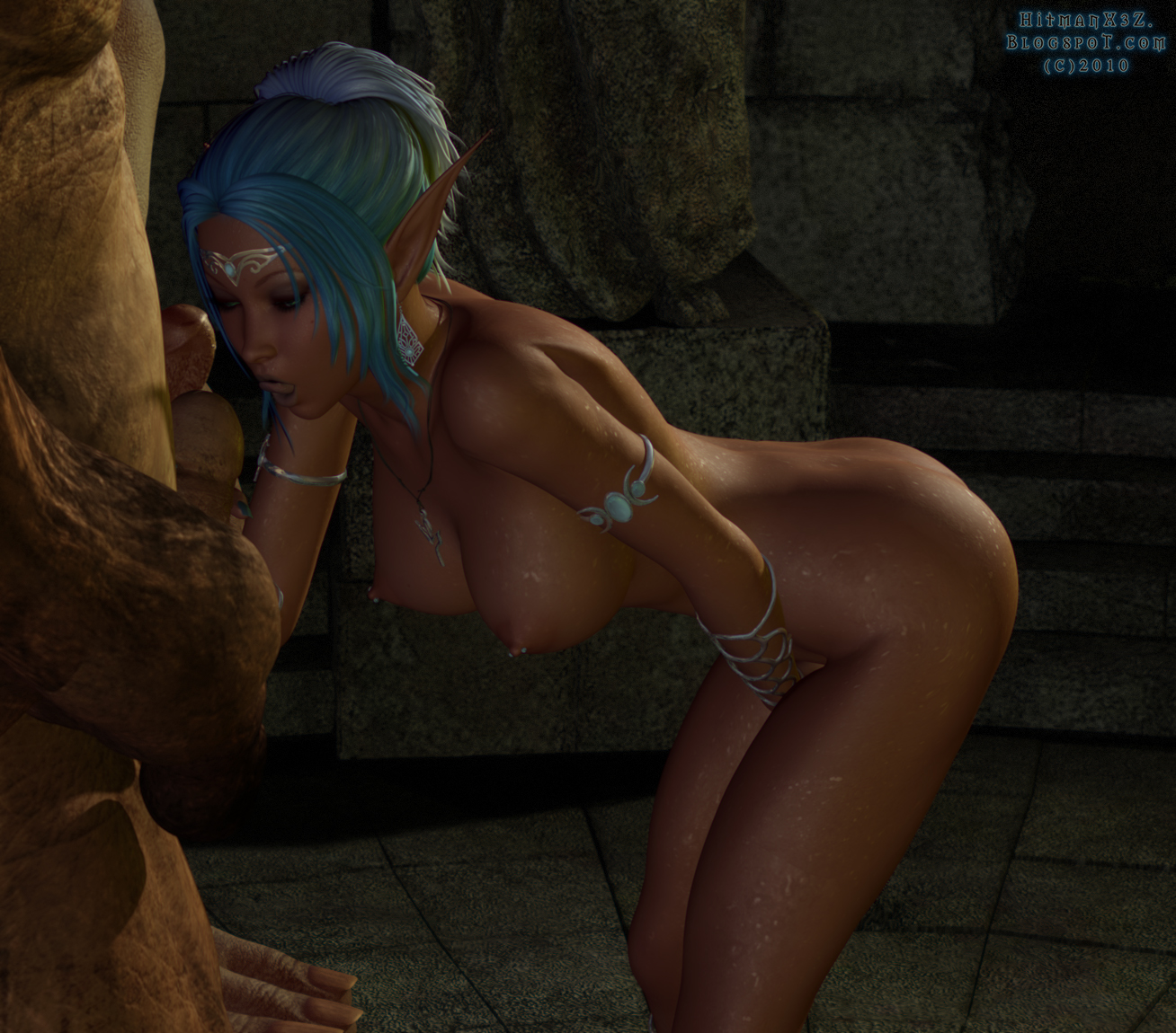 Hd 3d elf sandra xxx gallery