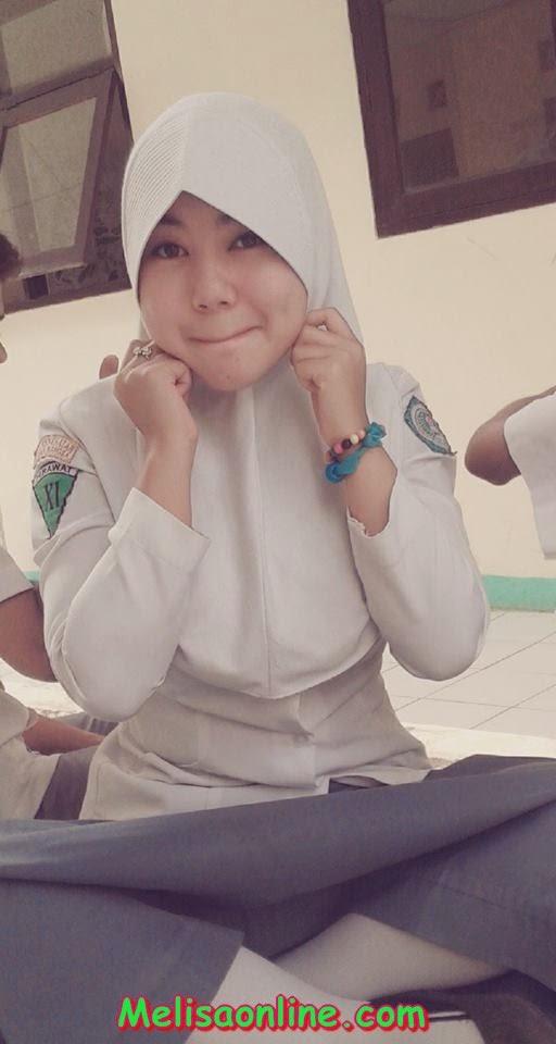 Indonesia-jilbab Hijab Sma Mesum Di Warnet: Free
