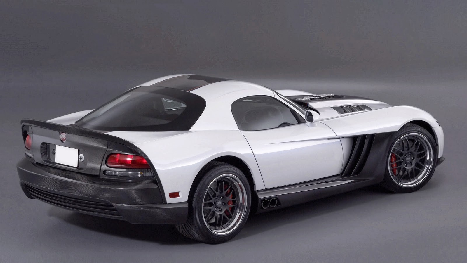 Dodge ASC Viper Diamondback HD Wallpaper
