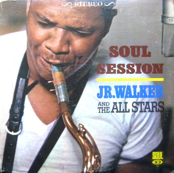 Junior Walker and The All Stars Jr. Walker and The All Stars Take Me Girl I'm Ready - Right On Brothers and Sisters