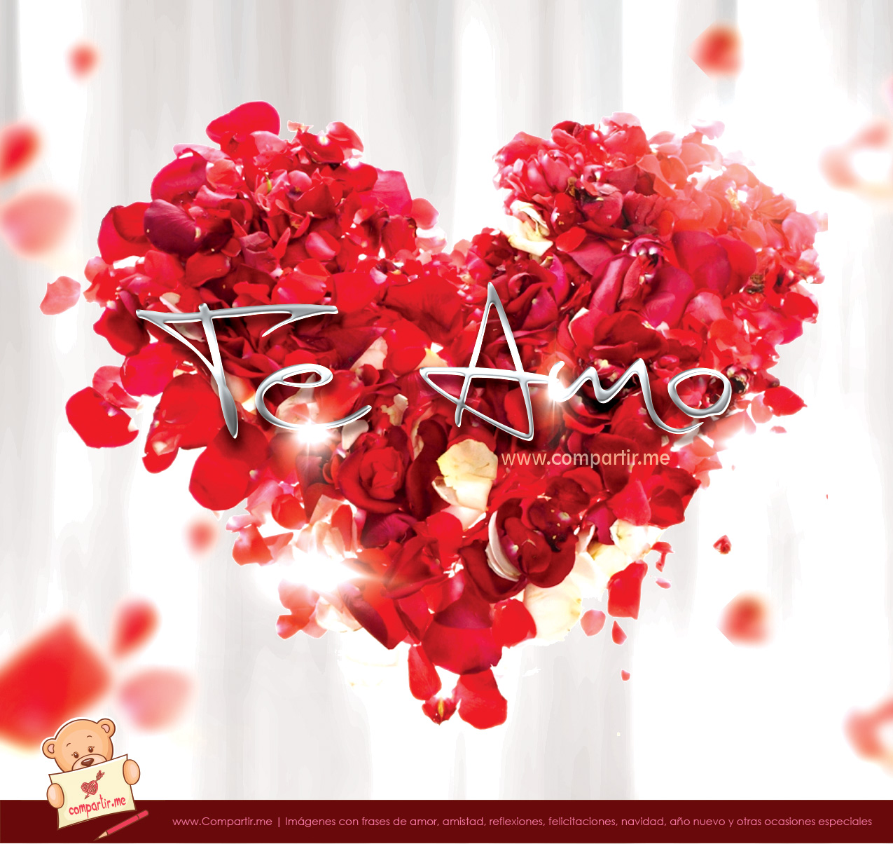 Frases y pensamientos de amor con imagenes bonitas de