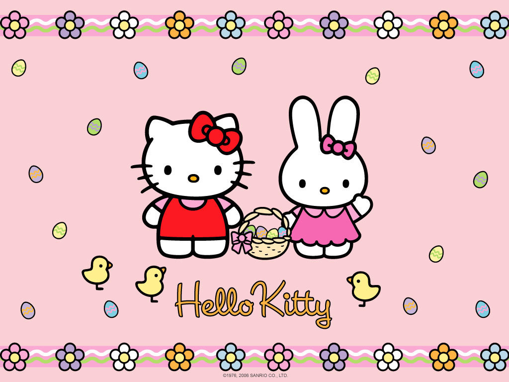 Beautiful Wallpaper Hello Kitty Glitter - Hello-Kitty-Wallpaper-hello-kitty-8257476-1024-768  You Should Have_772450.jpg