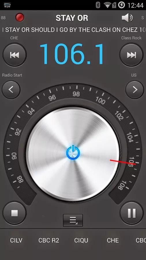 Spirit2 Real FM Radio 4 AOSP apk