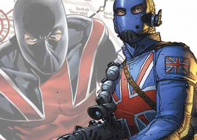 Union Jack (Marvel Comics) Character Review