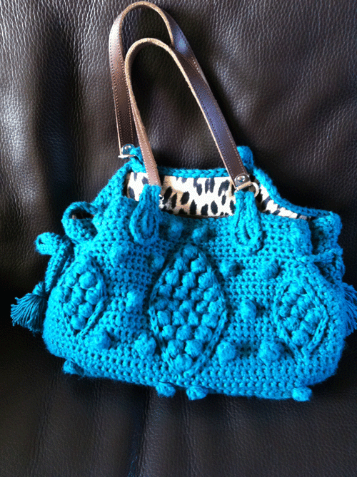comment tricoter sac gerard darel