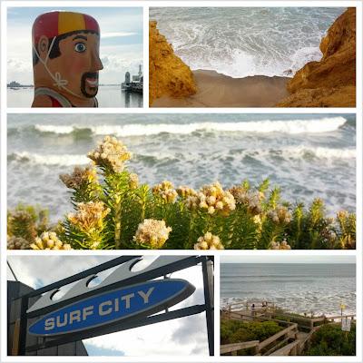 Viaje a Australia. Día 2: Comenzando la Great Ocean Road desde Torquay