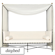 Amalfi Daybed by JANUS et Cie via One Kings Lane