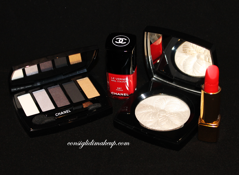 swatches plumes precieuses chanel