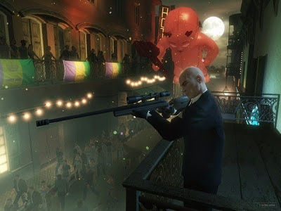 Hitman Blood Money PC gameplay