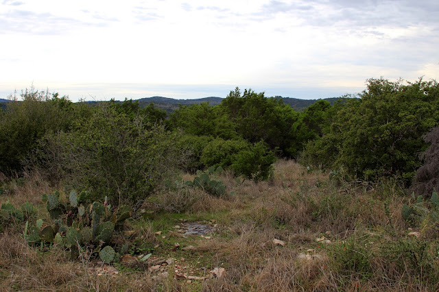 Scenic Overlook at Colorado Bend State Park-Bend, Texas