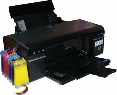 Epson T60 Printer Machine