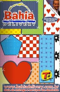 Brinde Gratis Revista Bahia Delivery