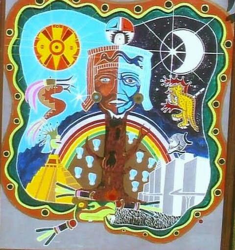 Mural Nuestra Vida Chicana