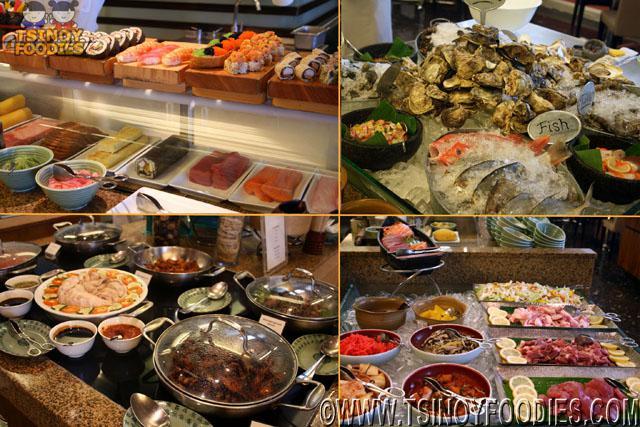 market cafe buffet