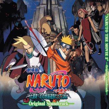 Naruto The Movie II OST Naruto%2Bmovie