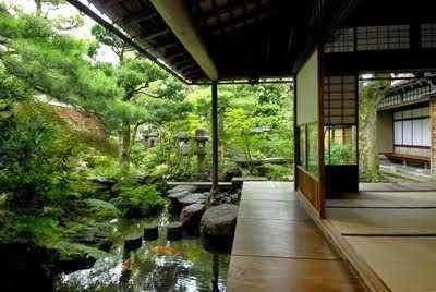 Taman Rumah Tradisional Jepang