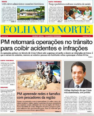 Jornal Folha do Norte