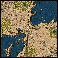 7 خرائط للعبة STRONGHOLD CRUSADER  Test2