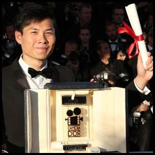 Anthony Chen acaba de ganar la Cámara de Oro por  Iloilo (Ilo Ilo)