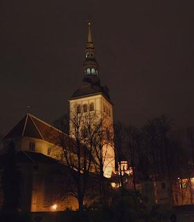 Церкви старого Таллинна: Церковь Святого Николая - Нигулисте