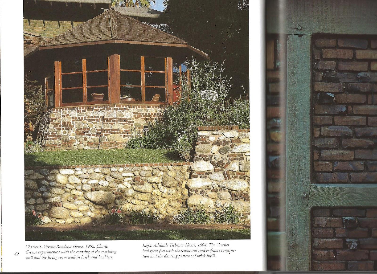 Greene And Greene Style Arroyo Canyon Stone And
