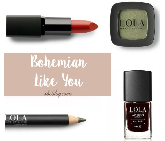 BOHEMIAN_LIKE_YOU_AW_15/16_Collection_Lola_Make_Up_ObeBlog_04