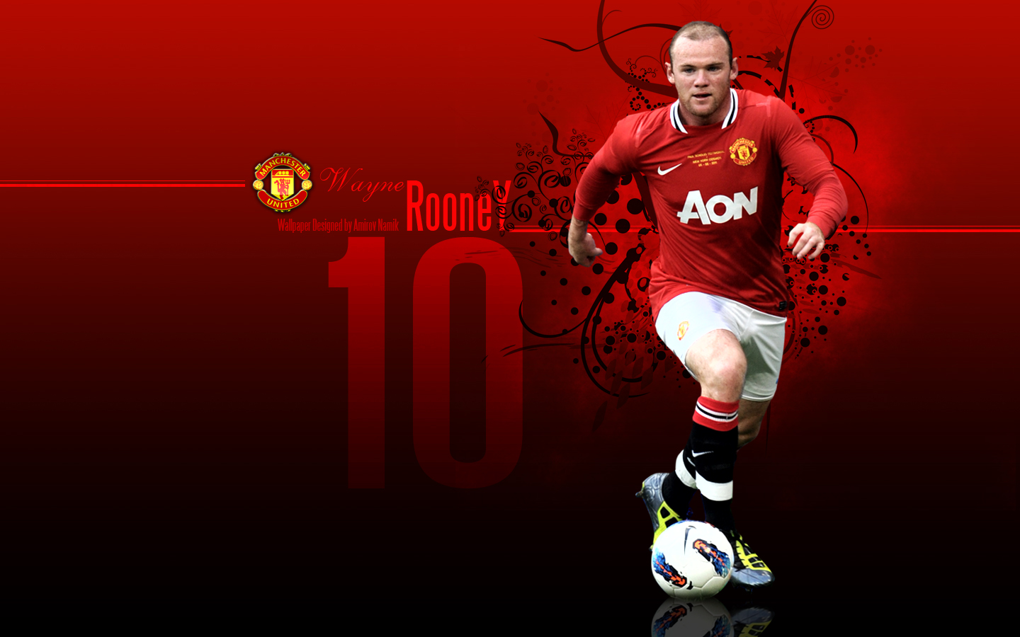 HD Wallpaper rooney