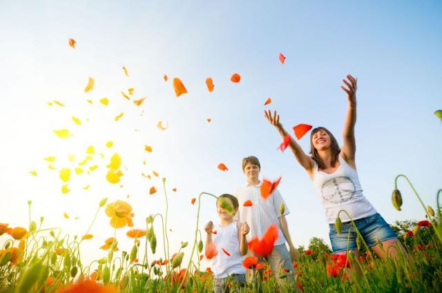 6 điều cơ bản cho một cuộc sống hạnh phúc
