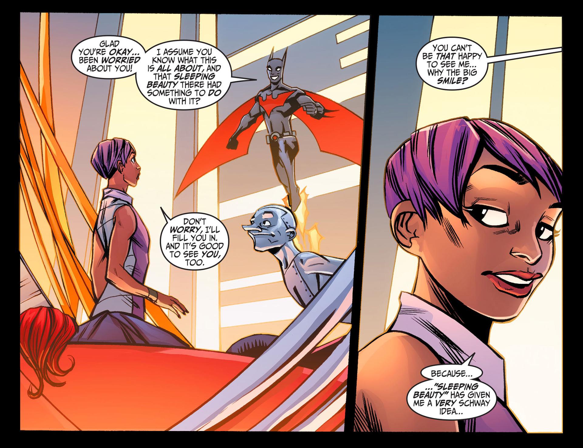 Batman Beyond (2012) Issue #26 #26 - English 10
