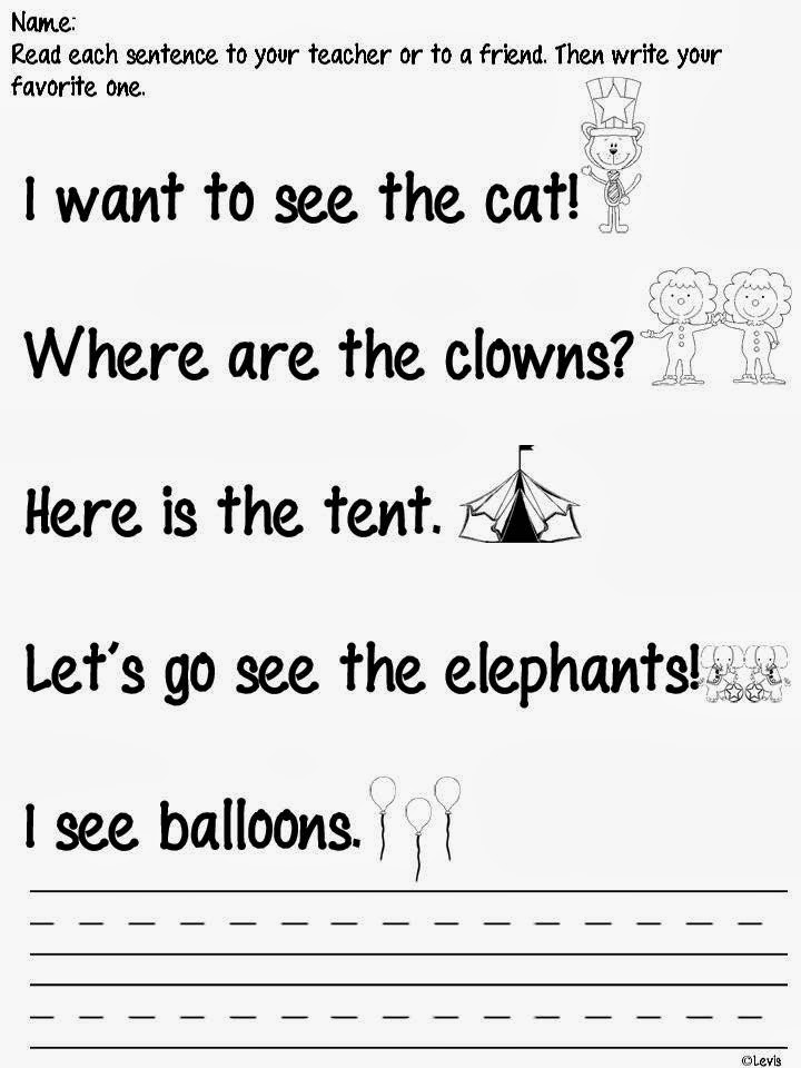 http://www.teacherspayteachers.com/Product/Silly-Cat-Sentences-Pocket-Chart-Stations-576549