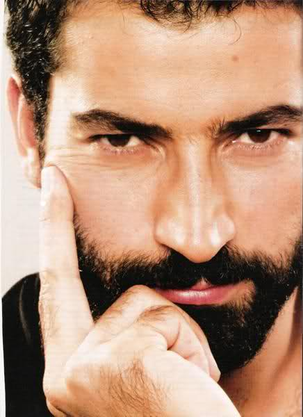 Facial Hair Styles Turkish Famous Actor Facial Hair Styles