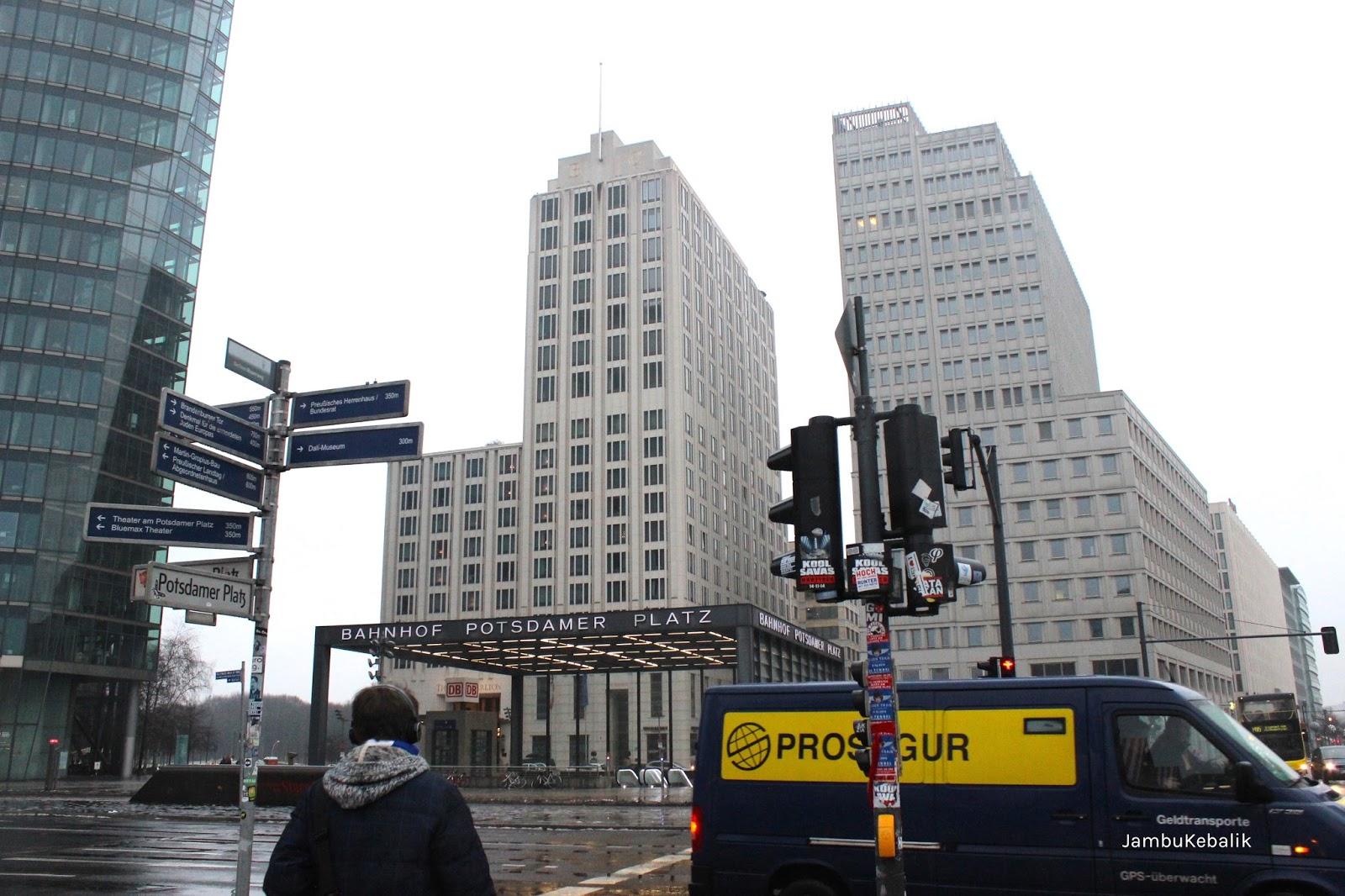 Jalan-Jalan di Berlin, Jerman-10 potsdamer platz