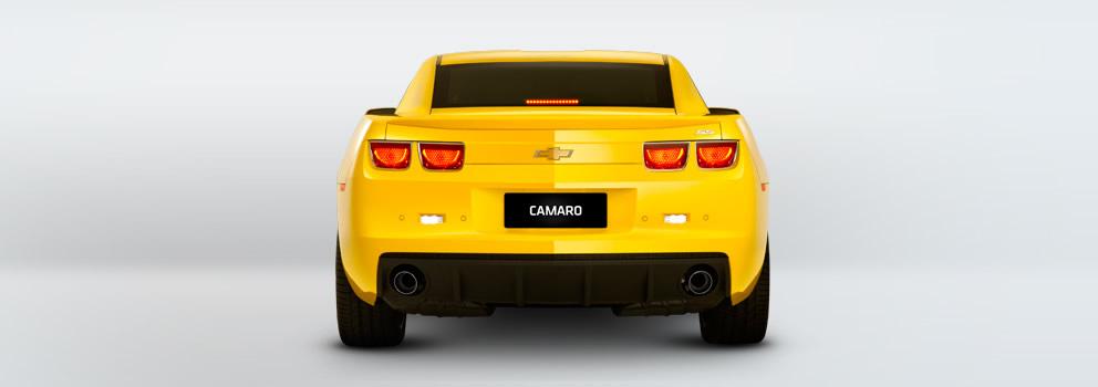 car i Chevrolet Camaro SS 2013
