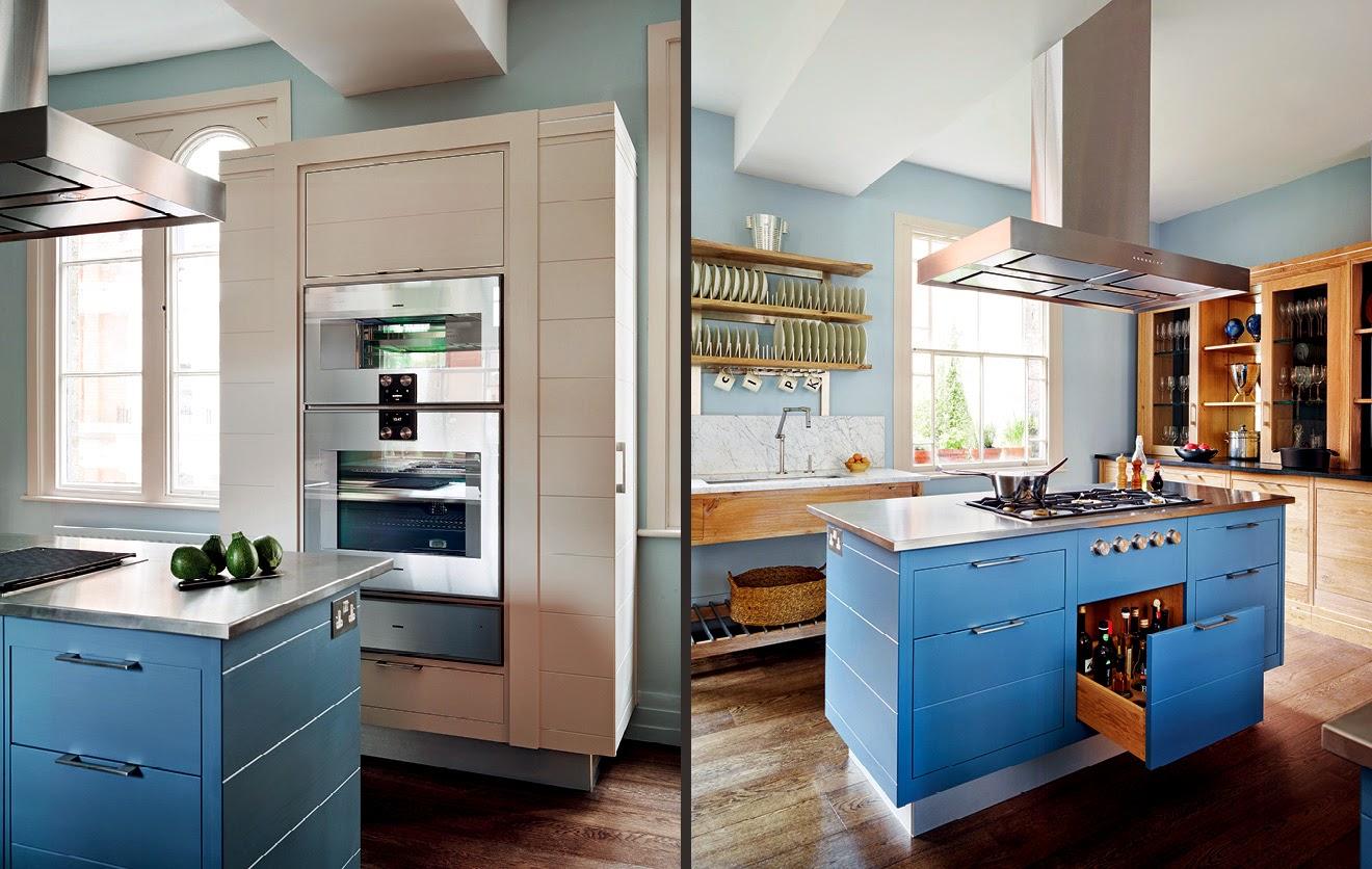 дневник дизайнера: Шоу для гурманов от smallbone: new brasserie kitchen